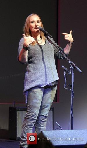 Melissa Etheridge Fronts Ad Campaign For Marijuana Legalisation In Colorado