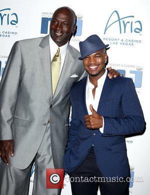 Michael Jordan and Ne-yo