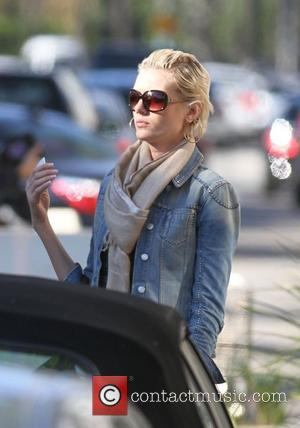 Mickey Rourke's girlfriend Anastassija Makarenko out and about in Beverly Hills Beverly Hills, California - 03.12.11