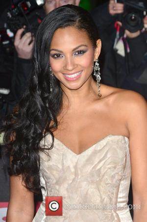 Alesha Dixon Wows In Yellow Dress At Britan's Got Talent Auditions