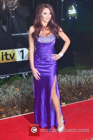 Amy Childs Dons Garish Gown As Kate Middleton Wows At Awards