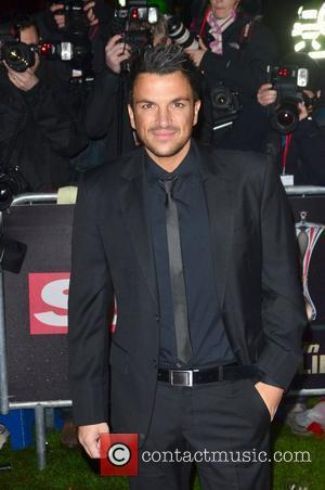 Peter Andre And Katie Price Getting Back Together For Children