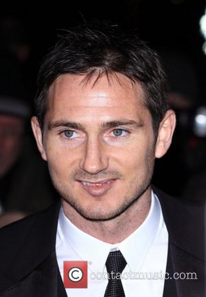 Frank Lampard The Sun Military Awards 2011 - Arrivals London, England - 19.12.11