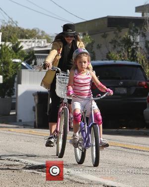 Mira Sorvino Gives Birth To Fourth Child