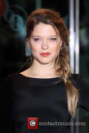 Lea Seydoux Mission: Impossible - Ghost Protocol premiere - Arrivals London, England - 13.12.11