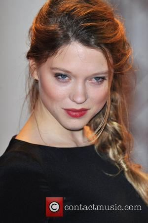 Lea Seydoux Mission Impossible: Ghost Protocol - UK film premiere held at the BFI IMax - Arrivals. London, England -...