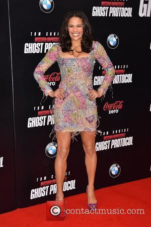 Paula Patton New York Premiere of ''Mission: Impossible - Ghost Protocol'' at the Ziegfeld Theatre - Arrivals New York City,...
