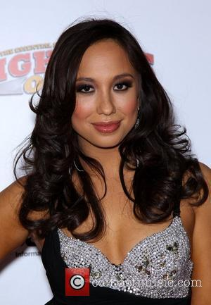 Cheryl Burke 4th Annual Fighters Only World Mixed Martial Arts Awards 2011 at The Palms Casino Hotel  Las Vegas,...