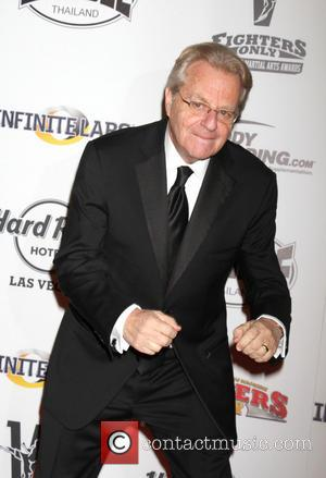 Jerry Springer Used U.s. Mayoral Role To Meet Celebrities