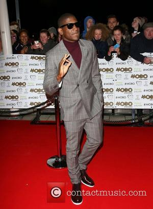 Labrinth The MOBO awards 2012 held at the Echo Arena - Arrivals Liverpool, England - 03.11.12