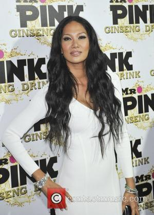 Kimora Lee Simmons   Mr. Pink's Ginseng Energy Drink launch at the Beverly Wilshire Hotel - Arrivals  Beverly...