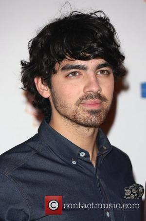 Joe Jonas of The Jonas Brothers The MTV EMA's 2012 held at Festhalle - Arrivals Frankfurt, Germany - 11.11.12