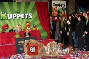 The Muppets and Star On The Hollywood Walk Of Fame