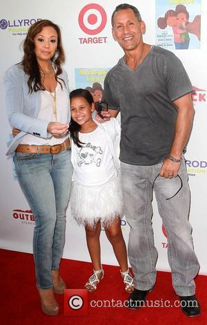 Leah Remini and Family at the 3rd Annual My Brother Charlie Family Fun Festival held at The Culver Studios. Culver...