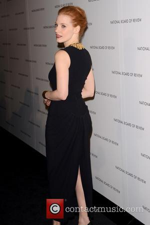 Jessica Chastain Has Musical Dreams After Playing Punk Rocker