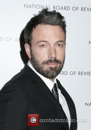 Ben Affleck and National Board Of Review Awards