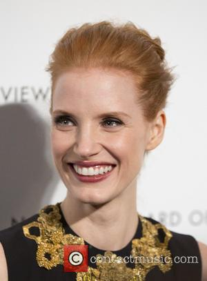 Jessica Chastain2013 National Board Of Review Awards Gala - The 2013 National Board of Review Awards Gala - Outside Arrivals...