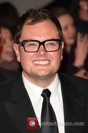 Alan Carr The National Television Awards 2012 (NTA's) - Arrivals London, England - 25.01.12