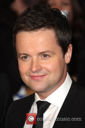 Declan Donnelly The National Television Awards 2012 (NTA's) - Arrivals London, England - 25.01.12