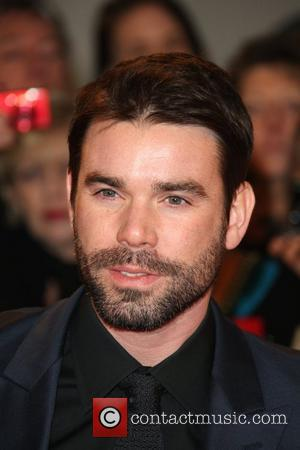 Dave Berry The National Television Awards 2012 (NTA's) - Arrivals London, England - 25.01.12