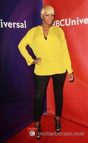 NeNe Leakes NBC Universal Press Tour at Beverly Hilton Hotel Beverly Hills, California - 24.07.12