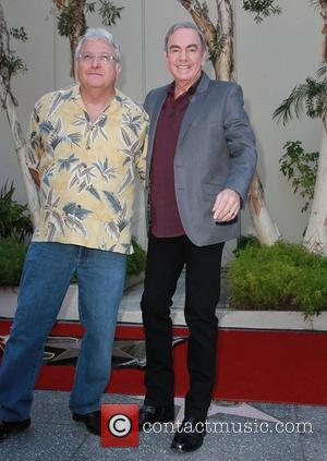Randy Newman; Neil Diamond Neil Diamond is honoured with a star on the Hollywood Walk of Fame, held on Hollywood...