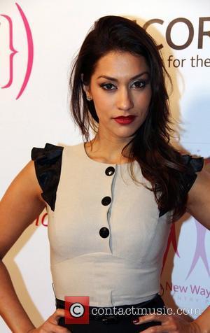 Janina Gavankar 14th Annual 'A New Way of Life' Fundraising Gala held at Omni Los Angeles Hotel Los Angeles, California...