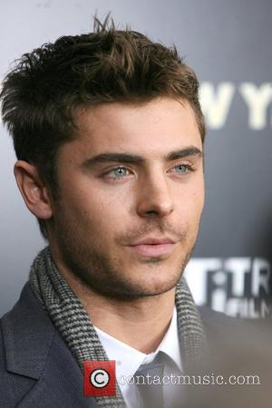 Zac Efron,  New York premiere of 'New Year's Eve' at the Ziegfeld Theatre - Arrivals New York City, USA...