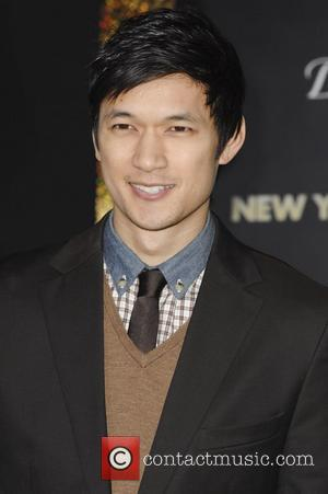 Harry Shum Jr.  Los Angeles premiere of 'New Year's Eve' at Grauman's Chinese Theatre. Hollywood, California - 05.12.11