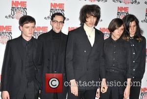 The Horrors Wanted Harvey To Win Nme Award