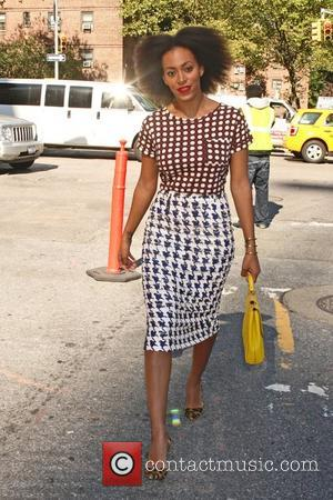 Solange Turns To Movie Mum For Acne Help