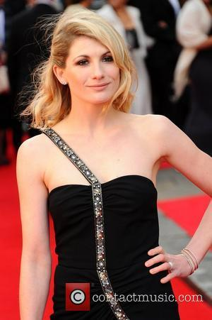 Jodie Whittaker The Olivier Awards 2012 held at the Royal Opera House- Arrivals  London, England - 15.04.12