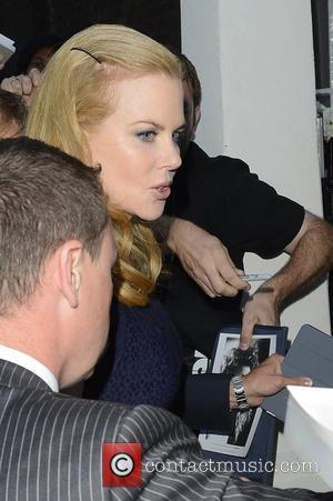 Nicole Kidman To Be Honoured At New York Film Festival