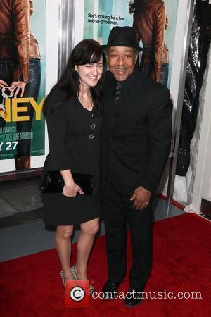 Terry Barone, Giancarlo Esposito ,  at the 'One for the Money' premiere at the AMC Loews Lincoln Square. New...