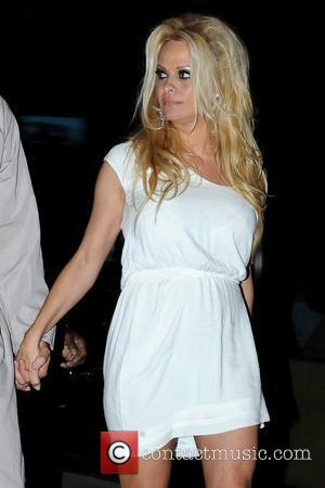 Pamela Anderson In Tears Over Abused Elephant