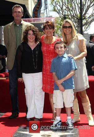 Neil Flynn, Patricia Heaton, Atticus Shaffer and Guests Patricia Heaton is honored with a Hollywood Walk of Fame Star on...