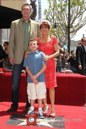 Neil Flynn, Patricia Heaton, Atticus Shaffer Patricia Heaton is honored with a Hollywood Walk of Fame Star on Hollywood Blvd...