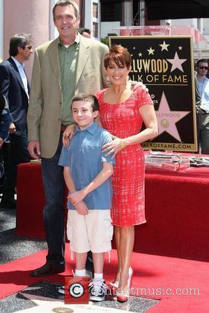 Patricia Heaton, Neil Flynn, Atticus Shaffer Patricia Heaton is honored with a Hollywood Walk of Fame Star on Hollywood Blvd...