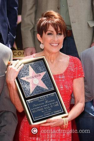 Actress Patricia Heaton  Patricia Heaton is honored with a Hollywood Walk of Fame Star on Hollywood Blvd  Hollywood,...
