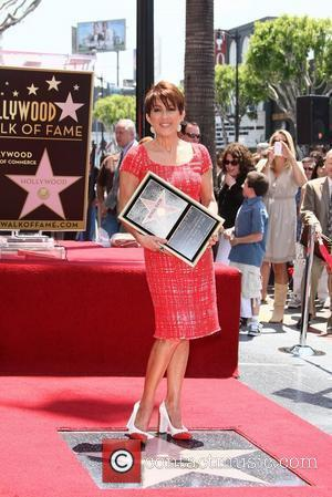 Patricia Heaton  Patricia Heaton is honored with a Hollywood Walk of Fame Star on Hollywood Blvd  Hollywood, California...