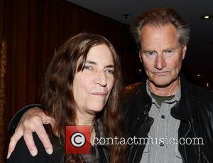 Patti Smith and Sam Shepard