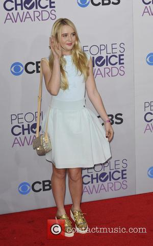 Kathryn Newton 39th Annual People's Choice Awards at Nokia Theatre L.A. Live - Arrivals  Featuring: Kathryn Newton Where: Los...