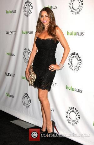 Sofia Vergara  PaleyFest 2012 - 'Modern Family' event at the Saban Theater - Arrivals Los Angeles, California - 14.03.12