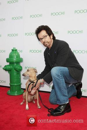 George Chakiris  Grand opening of the Pooch Hotel  Los Angeles, California - 03.05.12