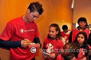Crisitano Ronaldo Real Madrid star Cristiano Ronaldo is kicking off 2013 as Save the Children's new Global Ambassador. In his...