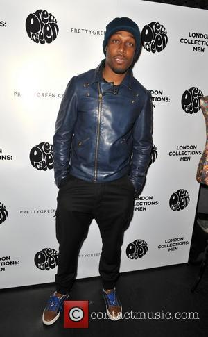 Lamarr Rock stars and celebrities attend Liam Gallagher's 'Pretty Green London Collections: Men's Autumn/Winter 2013 Launch' held at The Arts...
