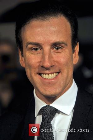 Anton Du Beke The Daily Mirror Pride of Britain Awards 2012 held at Grosvenor House hotel - Arrivals  London,...
