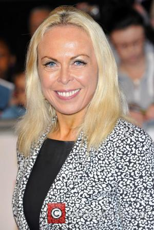 Jayne Torvill The Daily Mirror Pride of Britain Awards 2012 held at Grosvenor House hotel - Arrivals  London, England...
