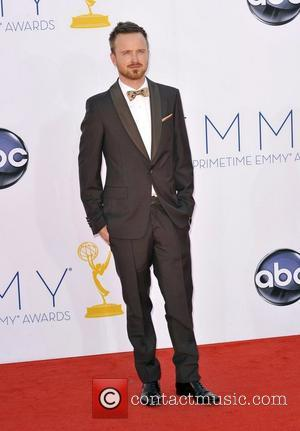 Aaron Paul's Delight At Emmy Win; Looks Forward To Wedding