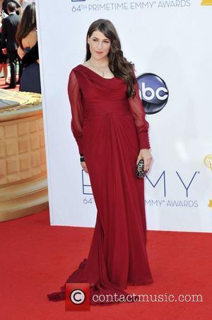 Mayim Bialik and Emmy Awards